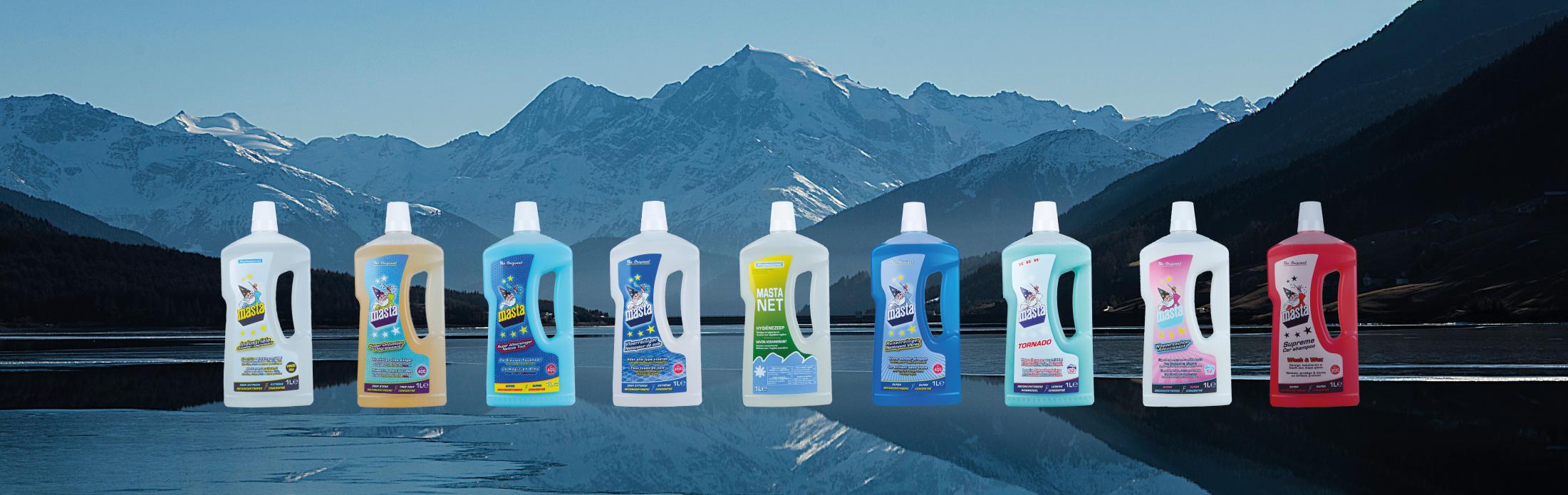 Masta website Achtergrond producten kuisen reinigen